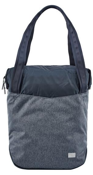 Jack Wolfskin Wool Tech Tote Tote Bag dark sky